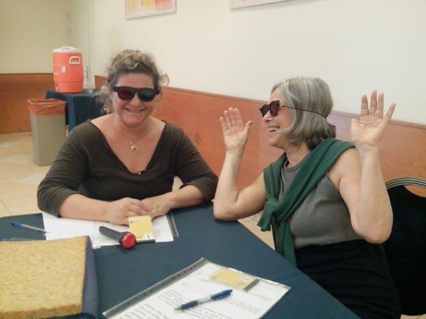הקורס לטיפול בבעיות ראייה - תקבלו קבוצת תרגול ותמיכה אונליין